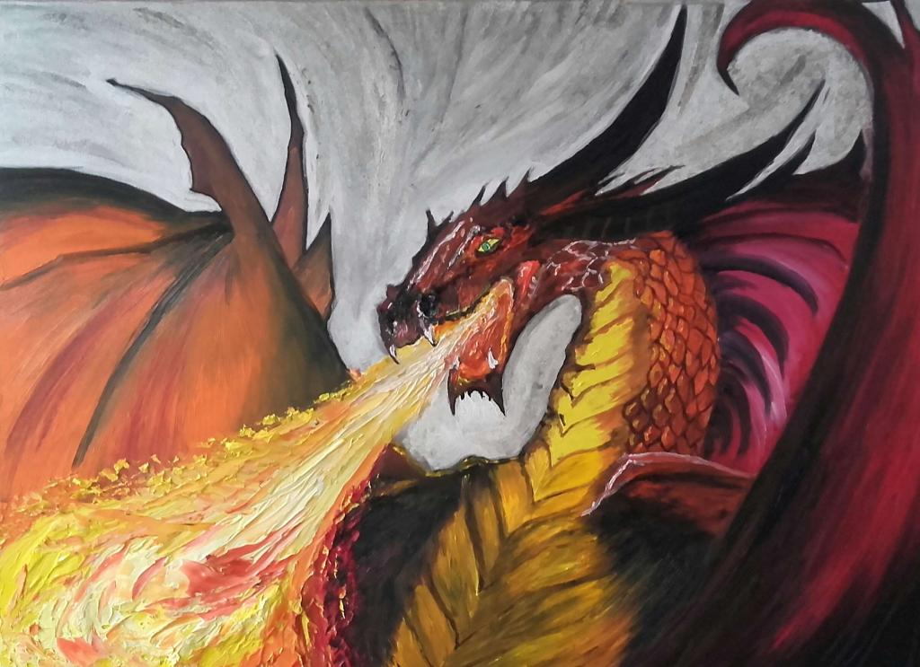 FEU DU DRAGON 2018