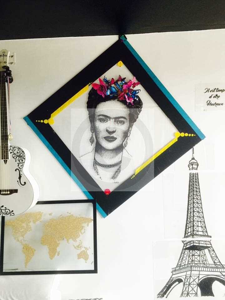 Frida Pointilleuse
