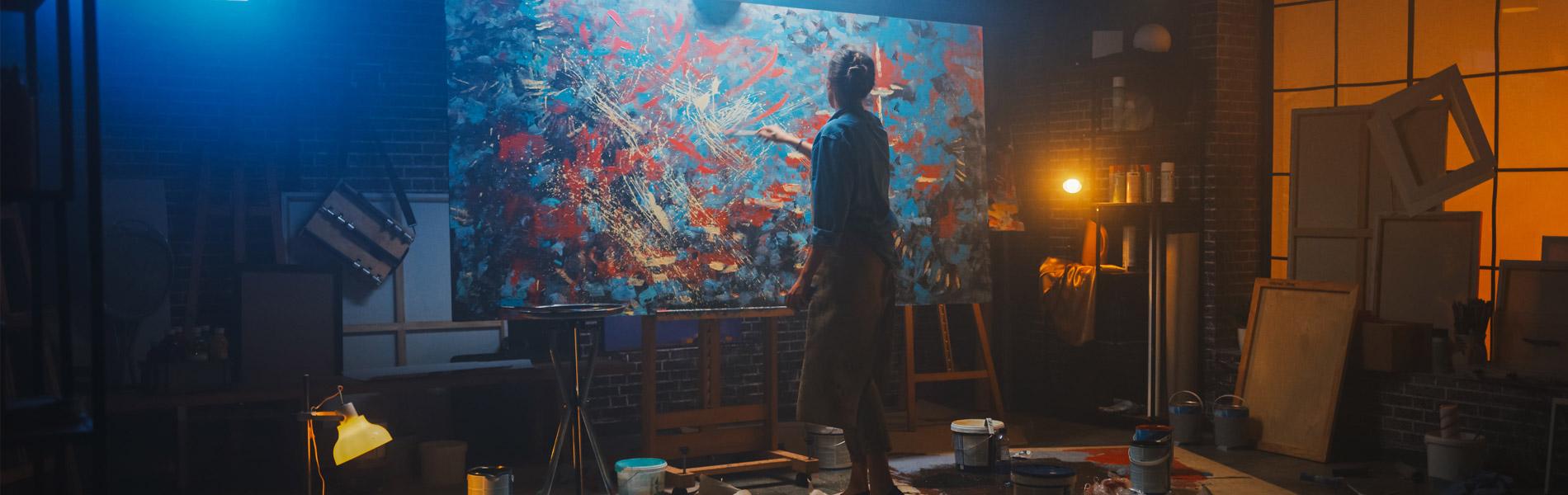 Vendre tableau peinture en ligne