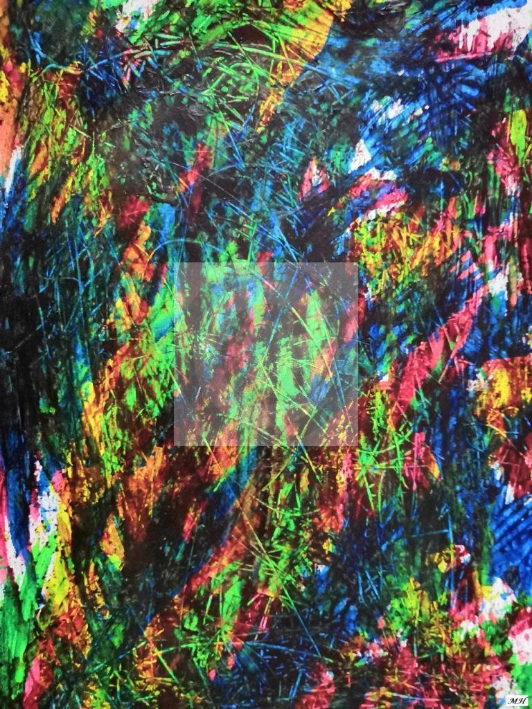 Carte virtuelle Abstrait 2
