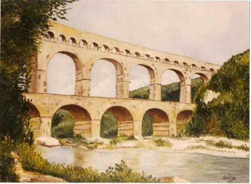 Peinture Lyon. St Jean 1 - Exposition Peinture