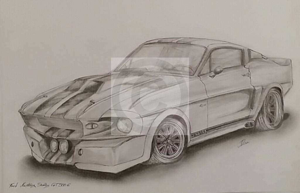 Mustang Shelby GT 500 Eleanor