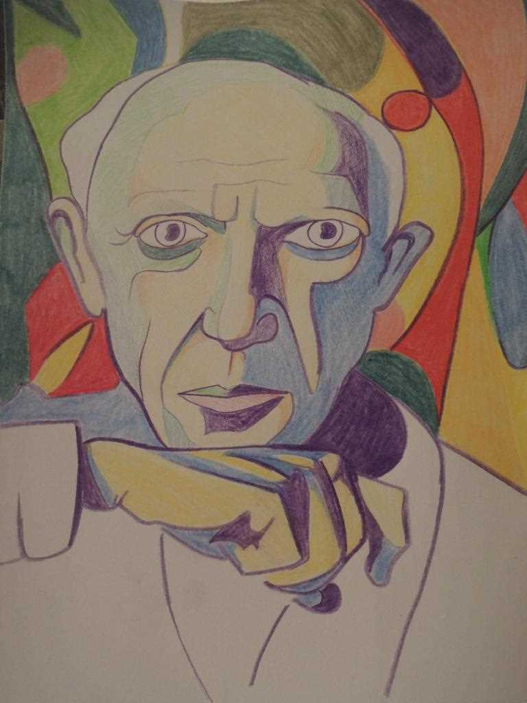 Pablo Picasso  By DURKO