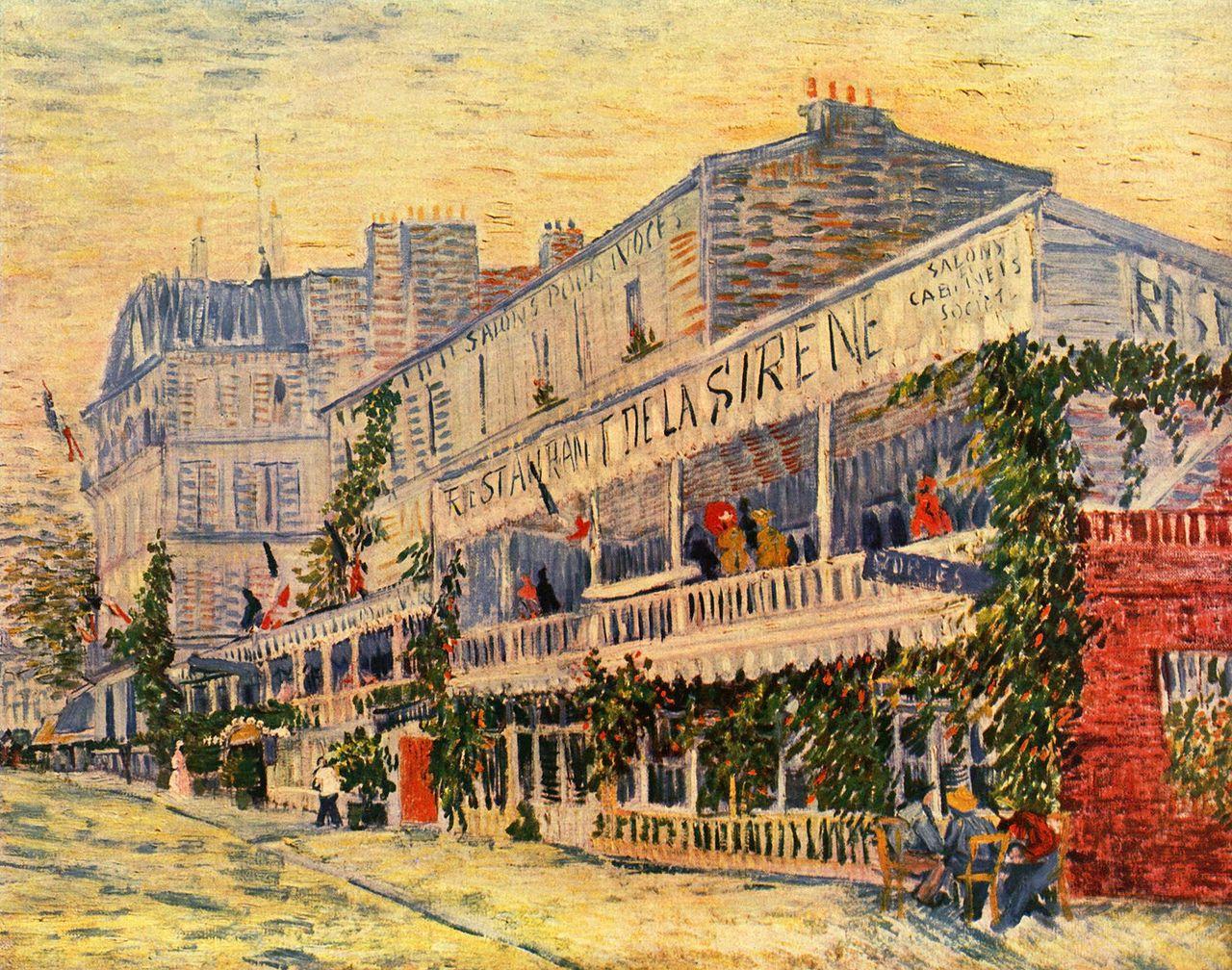 Le Restaurant de la Sirène