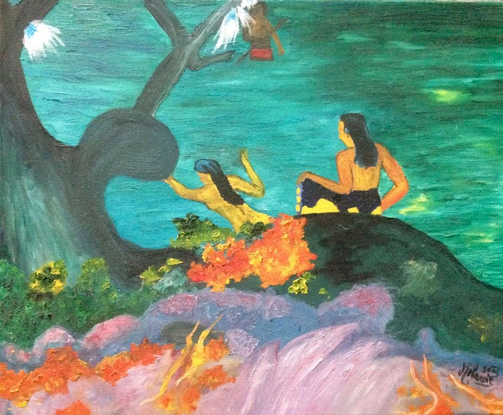 reproduction Gauguin