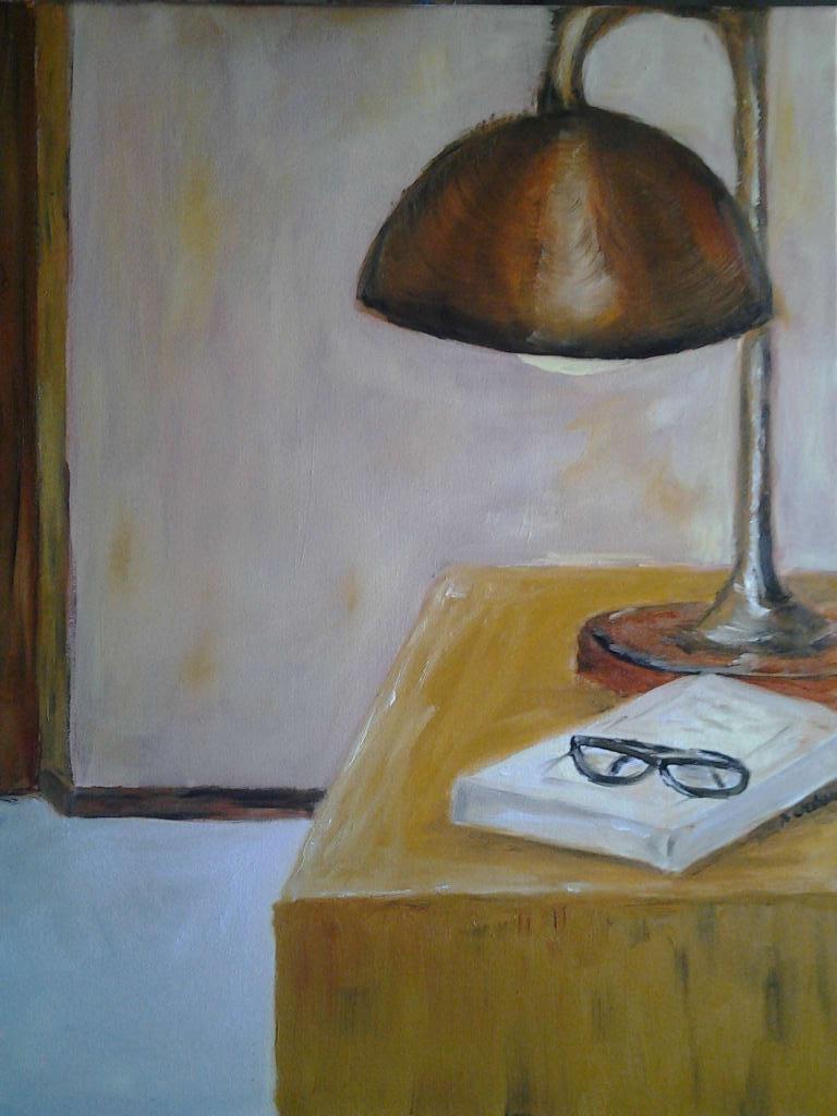 Peinture Table De Nuit Exposition Peinture